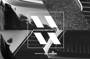 Lexus Instafilm The First Collaboratively Created Film