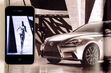 Lexus Blend/Out Sports Illustrated Swimsuit Edition