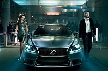 Lexus LS Esquire/Netpage Digital Extension